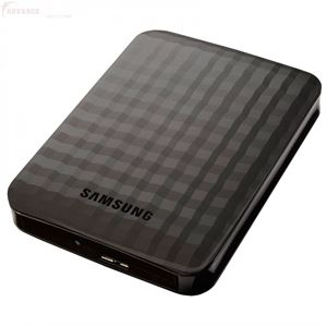 "Picture of Samsung M3 2.5"" 2TB USB3.0 External Hard Drive - Black"