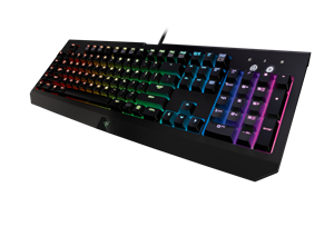 Razer Blackwidow Chroma RGB Mechanical Gaming Keyboard - Green Switches