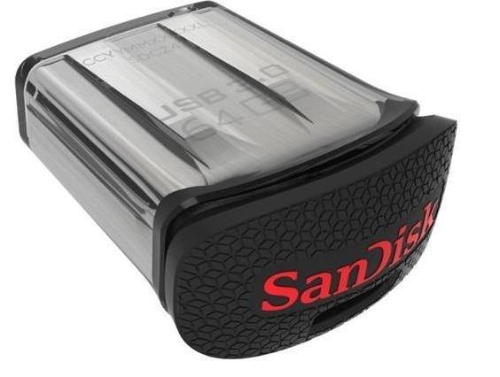 Sandisk Ultra Fit 64GB USB3.0 Flash Drive