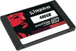 Kingston SSDNow V300 480GB Solid State Drive