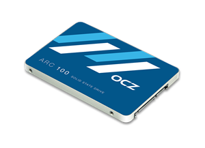 OCZ Arc 100 120GB Solid State Drive - ARC100-25SAT3-120G