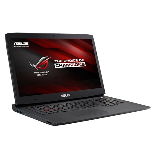 "Asus G751JT 17.3"" Full-HD Display - Intel Core i7 4710HQ, 16GB, 256GB SSD + 1TB HDD, GTX 970M 3GB Dedicated Graphics, Blu-Ray, Windows 8.1, 1 Year Warranty"