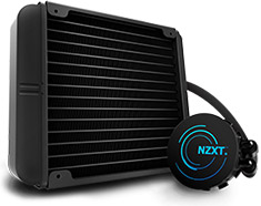 NZXT Kraken X41 140mm Performance Liquid CPU Cooler
