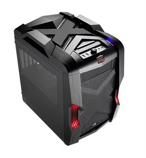 Aerocool Strike-X Cube Mini-Tower Case - Black