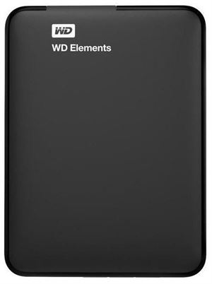 "Picture of Western Digital Elements 1.5TB USB 3.0 2.5"" External Hard Drive"