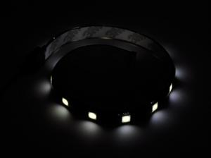 SilverStone 30cm 15 LED Flexible Strip White
