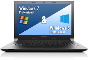 "Picture of Lenovo B50-70 15.6"" HD Display - Intel Core i7 4510U, 4GB RAM, 500GB HDD, DVDRW, Windows 7 Pro/8 Pro, 1 Year Warranty"
