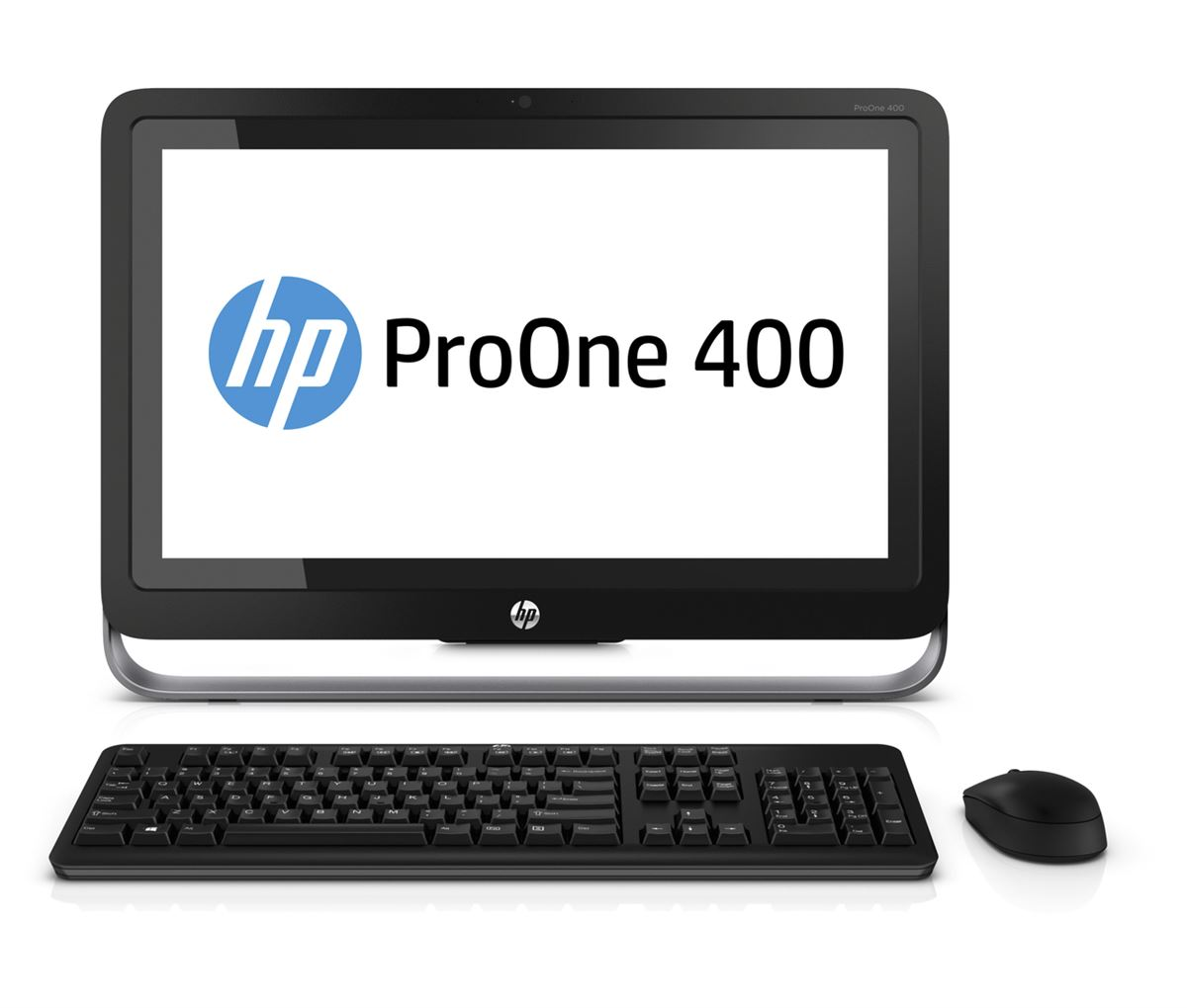 HP ProOne 400 Intel Core i5-4570T, All-In-One 21.5'' Touch, Intel HD4600 Graphics, 4GB RAM, 500GB HDD, DVDRW, Windows 7 Pro 64-Bit