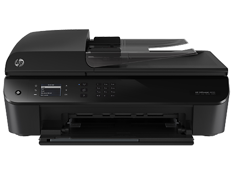 HP OfficeJet 4630 All-In-One Inkjet Printer