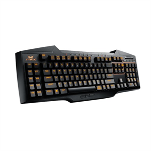 Asus Strix Tactic Pro Mechanical Gaming Keyboard - Cherry Blue Switches