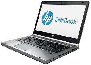 "Picture of HP 8470P 14"" HD Display, Intel Core i5-3360M, 4GB RAM, 500GB HDD, AMD 7570 1GB Dedicated Graphics, DVDRW, Windows 7 Pro"