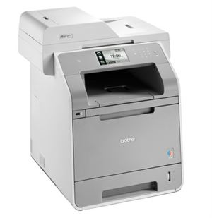 $689.00 after cashback, Brother L9550CDW Colour Laser Printer