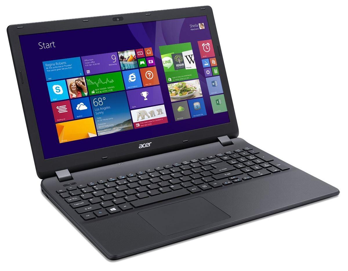 """Acer ES1-512 15.6"""" Display - Intel Celeron 2840 2.16GHz, 2GB RAM, 500GB HDD, Windows 8.1"""