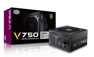 Cooler Master 750W V Series V750 80+ Gold Semi-Modular Power Supply