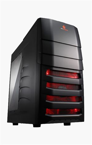 "Centre Com System ""BlackFyre"" - Liquid Cooled Intel Core i5 4590, 8GB 1600MHz RAM, Asus GTX 970, 120GB Samsung SSD, 650W Gold PSU, Windows 8.1"