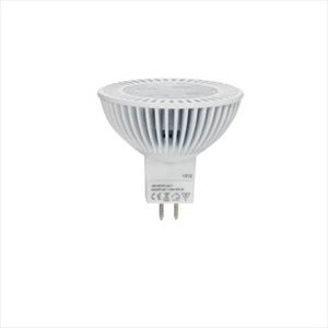 O-Lin A60 LED Globe MR16, 6000K - Cool White - 10W