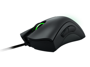 Picture of Razer Deathadder Chroma RGB - Ultimate Ergonomic Gaming Mouse