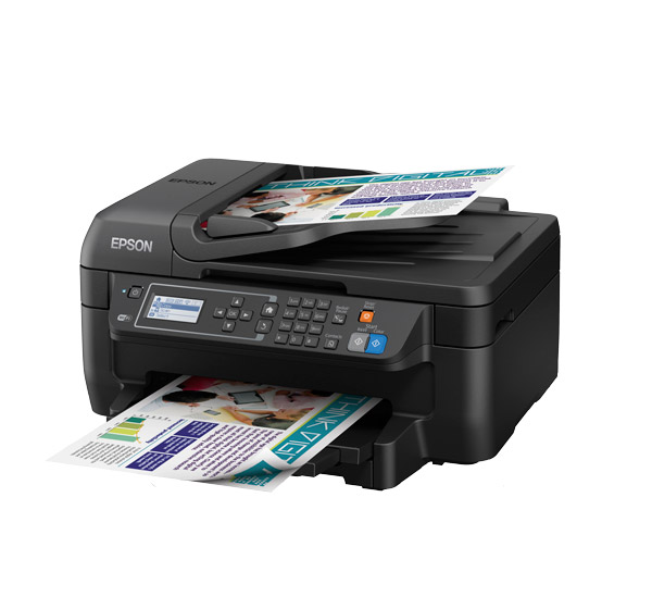 Epson Workforce 2650 All In One Printer