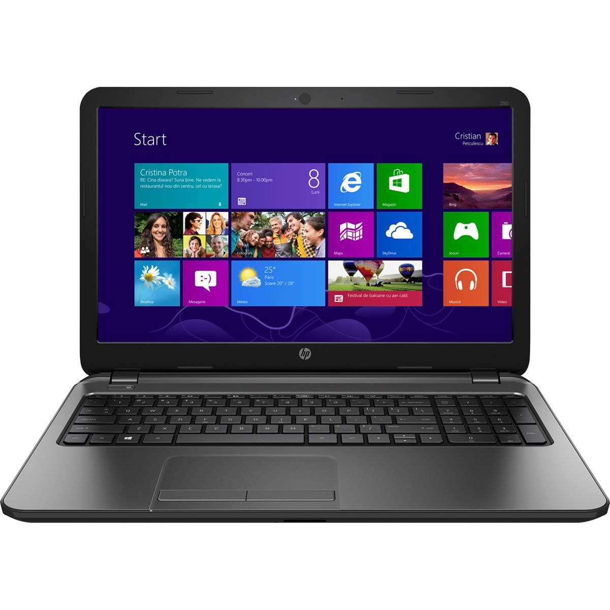 "HP 250 G3 15.6"" Core i3 Laptop - J8K64PA"