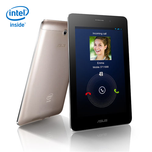 "Asus Fonepad 7"" IPS Display, Intel Atom Z2420, 1GB RAM, 32GB Storage, 3G, Bluetooth, Android 4.1 Jelly Bean, 1 Year Warranty"