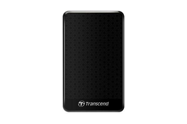 Transcend 1TB USB3.0 StoreJet 25A3 External Portable Hard Drive- Black