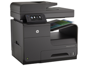 HP OfficeJet X476DW Multi-Function Printer -  CN461A