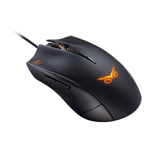 Asus Strix Claw - Right Handed Ergonomic Optical Gaming Mouse