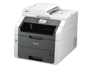 $399.00 after cashback, Brother MFC-9340CDW Colour Laser Printer