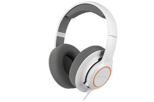SteelSeries Siberia Raw Prism Gaming Headset- White