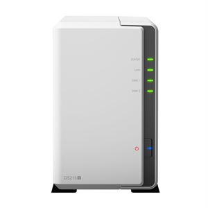 Synology 2 Bay DS215J Diskstation NAS