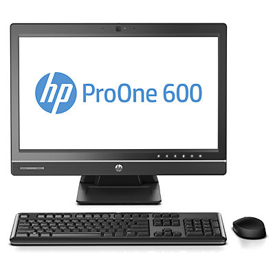 "HP 600Pro (E6C39PA) 21.5""( Non Touch)  i7-4770s, 4GB Ram, 500GB Storage Win 8 All-in-One PC"