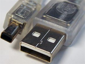 3M 8Ware USB2.0 A-Mini-USB-