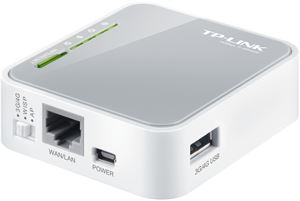 TP-Link TL-MR3020 Wireless N 3G/4G Router