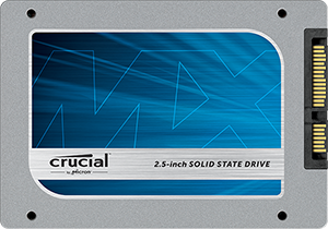 "Crucial MX100 512GB 2.5"" Solid State Drive CT512MX100SSD1"