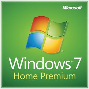 Microsoft Windows 7 Home Premium 64Bit OEM, Service Pack 1