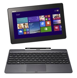 "ASUS T100CHI-FG003B 10.1"" Full-HD Touch - Atom Z3775, 2GB RAM, 64GB eMMC, Windows 8, 1 Year Warranty"