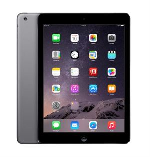APPLE - iPad Air Wi-Fi 16GB Space Grey