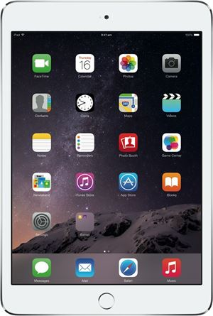 APPLE iPad mini 3 Wi-Fi 128GB Silver