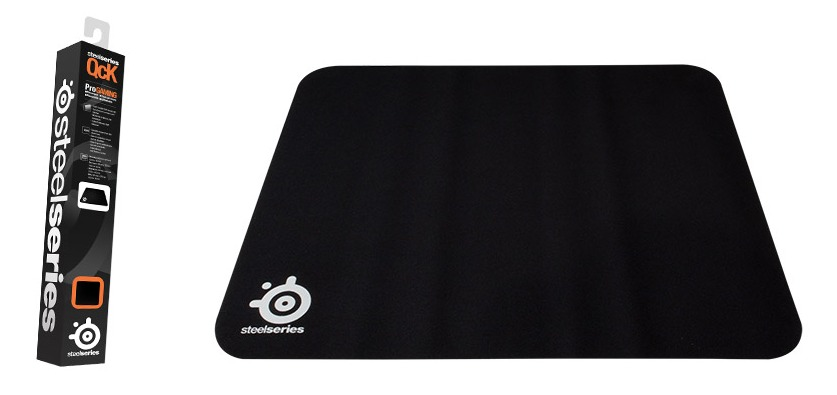 SteelSeries QCK Gaming Mouse Pad Cloth