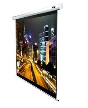 "Elite Screens 180"" Motorised 16:10 Projector Screen, IR & RF Control"