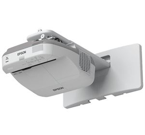 Epson EB-575W Ultra Short Throw Projector, Including Wall-Mount Kit