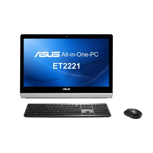 "Asus 21"" All-In-One PC - Intel Core i3-4130T, 4GB RAM, 500GB HDD, DVDRW, Keyboard & Mouse, Win 8.1, 3 Years Waranty"