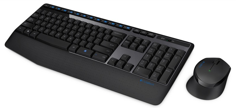 logitech mk345 wireless keyboard and mouse combo 920 006491 centre com best pc hardware. Black Bedroom Furniture Sets. Home Design Ideas