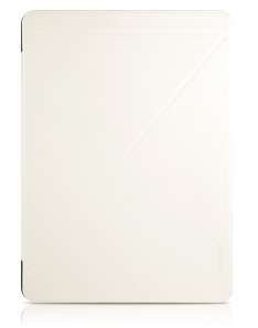 InnerExile Zamothrace - Smart Case for iPad Air - White