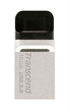 Transcend Jetflash®880 16GB USB3.0 OTG Flash Drive