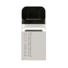 32GB Transcend Jetflash®880 USB3.0 OTG Flash Drive