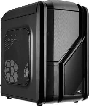 Aerocool GT-RS Mid Tower Black