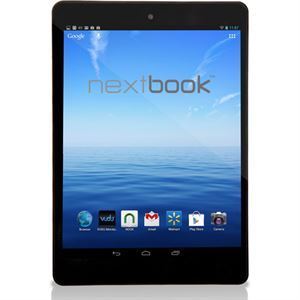 "Picture of NextBook 7.85"" Tablet - 8GB Storage, Quad-Core CPU, Front & Rear Camera, Android 4.2"