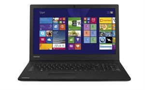 "Toshiba Satellite Pro R50 15.6"" HD Display - Intel Core i5 4210U, 4GB RAM, 500GB HDD, DVDRW, Windows 7 Pro/8 Pro, 1 Year Warranty"