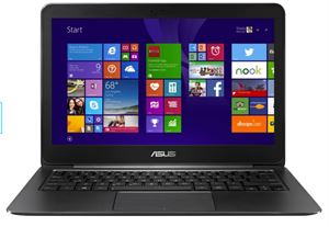 "Asus UX305FA 13.3"" Full-HD Display - Intel Core M-5Y10, 8GB RAM, 128GB SSD, Intel HD 5300 Graphics, Windows 8, 2 Year Warranty"